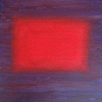acryl auf leinwand - 40x40 - 560chf