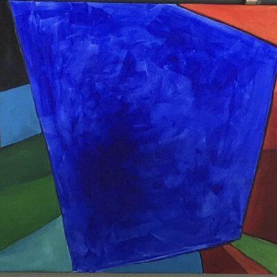 acryl auf leinwand - 120x100 - 1'980chf