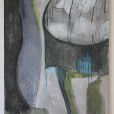acryl auf leinwand - 80x100 - 1'620chf